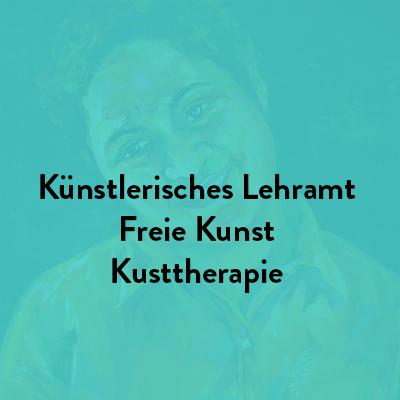 Kunst Lehramt /Freie Kunst/ Kunsttherapie