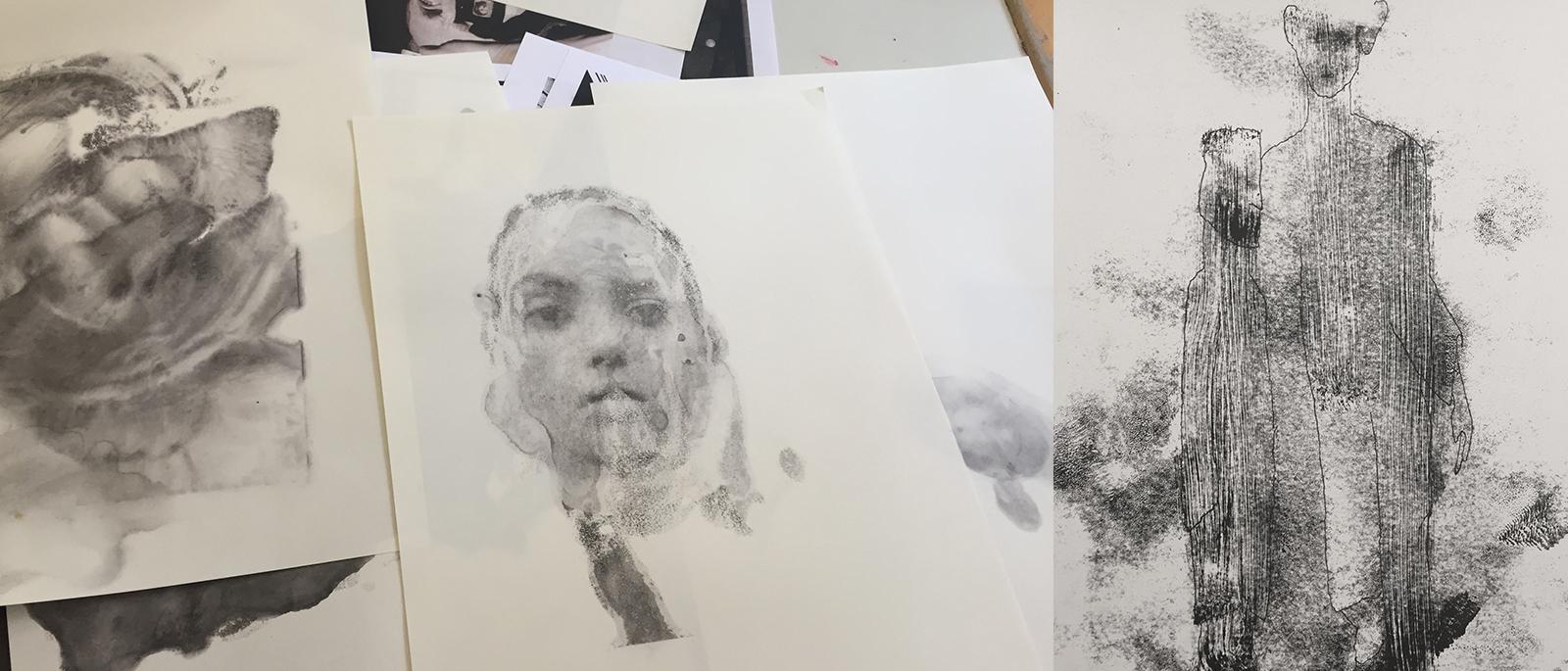 Kunst_Aceton-Monotypie