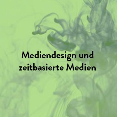 Mediendesign und zeitbasierte Medien