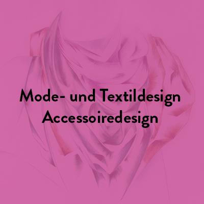 Mode-und Textildesign / Accessoiredesign