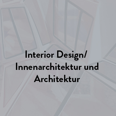 Architektur und Innenarchitektur