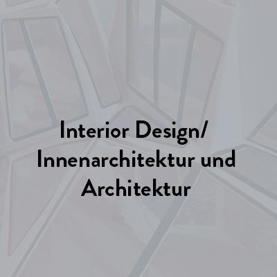 Architektur und Innenarchitektur