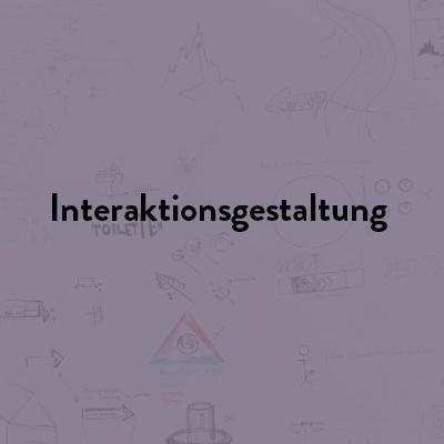 Interaktionsgestaltung